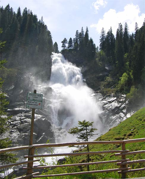 Topmost Waterfall