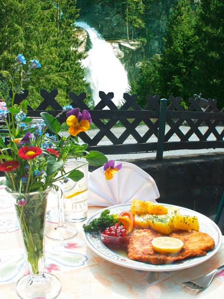 Hankes Cafe Restaurant Krimml