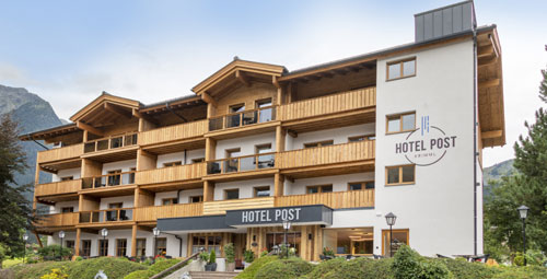 Hotel Post in Krimml
