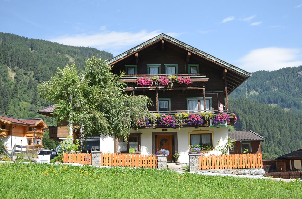 Bed & breakfast in Krimml - Pension Marianne
